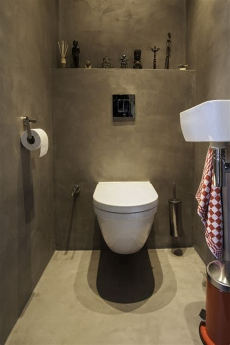 gast badezimmer ideen wc beton b 228 der g 228 ste wc gast und badezimmer