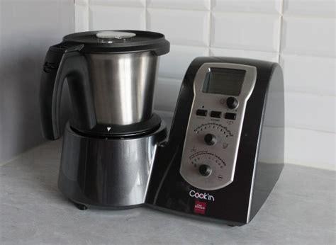 nouveau robot de cuisine mon nouveau robot le cook in de demarle blogs de cuisine