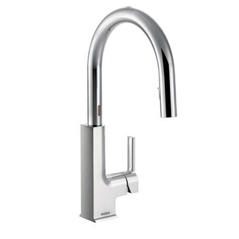 Moen Nickel Pull Down Faucet, Nickel Moen Pull Down Faucet