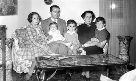 il divo giulio andreotti morta moglie andreotti ecco le foto dei 68 anni passati
