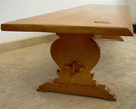 Large Oak Coffee Tables A Large Oak Coffee Table Antiques Atlas