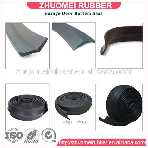 Garage Door Rubber Seal Replacement by Custom Garage Door Bottom Seal Replacement Rubber Kit