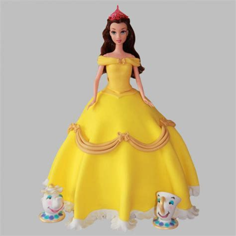 Send Sunshine Barbie Cake 2kg Online from BookMyFlowers