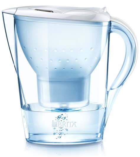 Pitcher 4l brita marella cool jug brita water filters