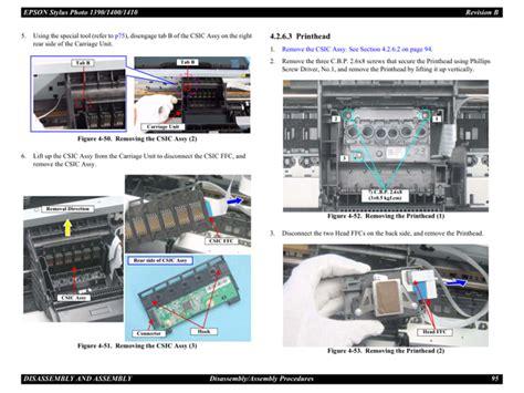 free download resetter epson stylus photo 1390 series epson stylusphoto 1390 1400 1410 service manual