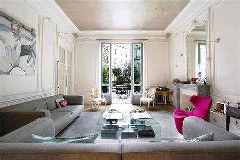 luxury apartment a parisian style contemporary interior design the beautiful parisian style