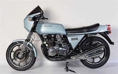 Kawasaki Z1r by Kawasaki Z1r 1000 1978 1980 Typ Mit Ecken Und Kanten