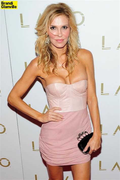 real housewives brandi glanville openly shows disdain for ex brandi glanville is not in talks with real housewives of