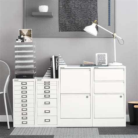 bisley white filing cabinet bisley white 5 drawer cabinet the container store