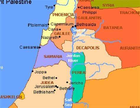 caesarea philippi map a called verona united methodist church
