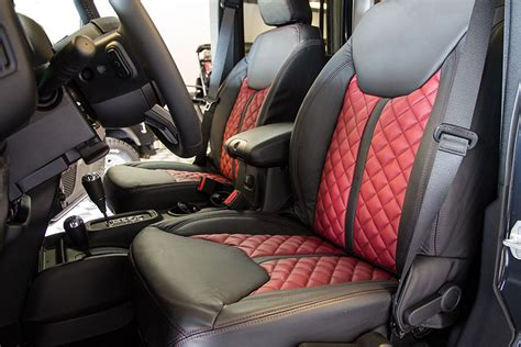 custom jeep seats custom leather seat covers for jeep wrangler velcromag