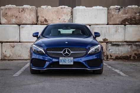 auto coupe 2017 review 2017 mercedes c 300 4matic coupe canadian
