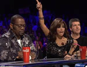 Might Replace Paula Abdul On American Idol by Paula Abdul Reveals It Was Difficult Learning American