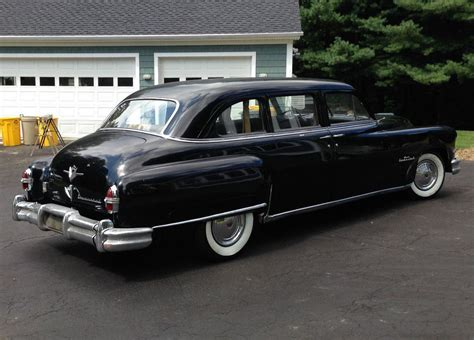 1952 Chrysler Imperial by All Original 1952 Chrysler Crown Imperial Bring A Trailer