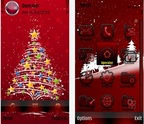 Christmas Themes For Nokia N8 | technocage 10 latest and best christmas theme for nokia n8