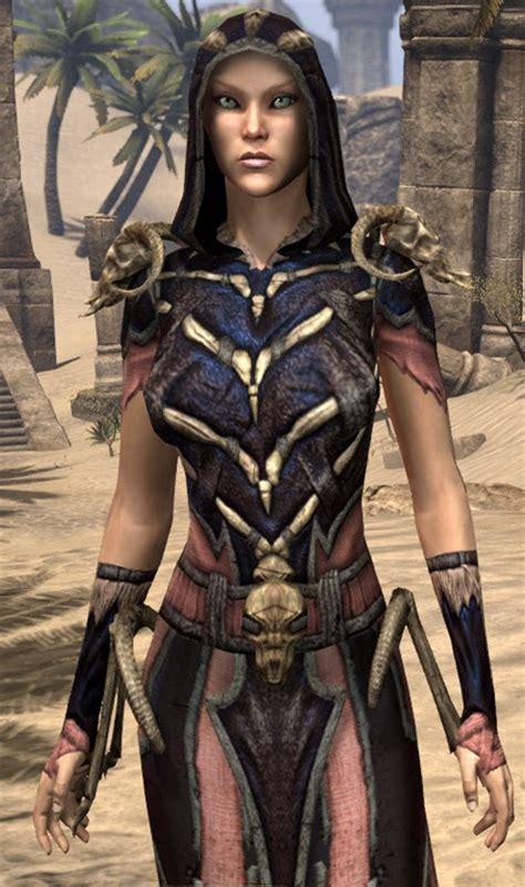 light armor eso elder scrolls primal shadowspun eso fashion