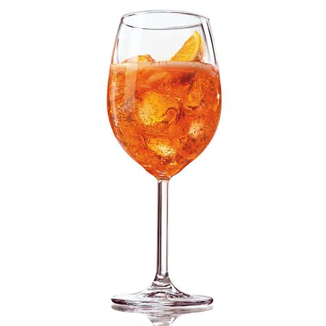 bicchieri aperol aperol spritz cocktail recipe
