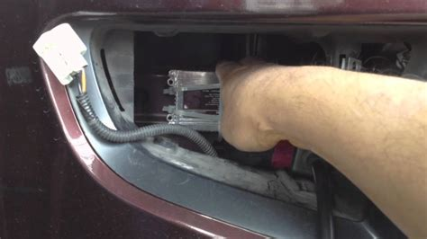 how to install light switch 2002 acura rl acura mdx hid fog lights 2002 how to install video youtube
