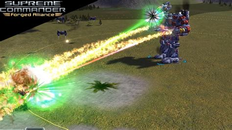 supreme commander forged alliance supreme commander forged alliance black ops mod