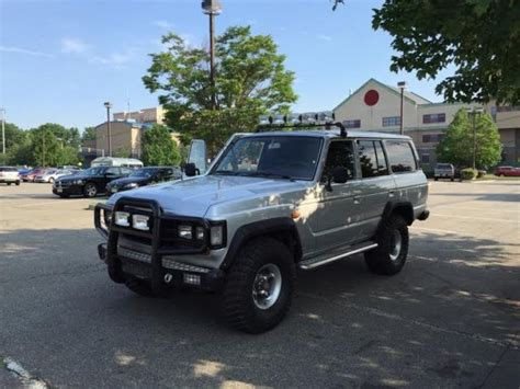 1988 toyota land cruiser fj62 4 0 turbo diesel manual