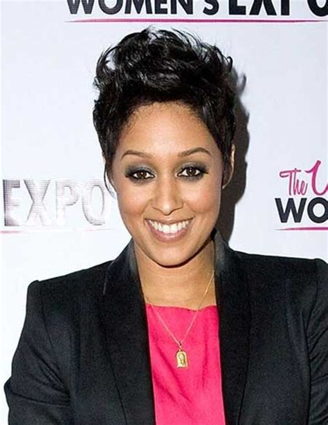 tia mowry hair color 2014 25 best short hairstyles for black women 2014 short