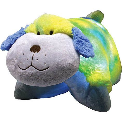 as seen on tv pillow pet glow pets rainbow dolls