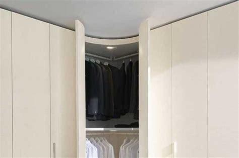 armadio angolare da letto armadio angolare curvo