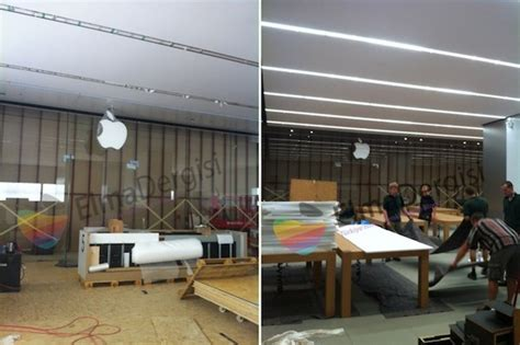 Second Store For Marc by Second Apple Store Construction In Turkey Could