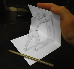 comment dessiner un 3d