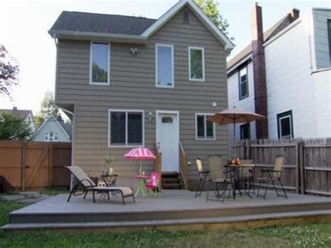 backyard decks designs how to build a backyard deck hgtv