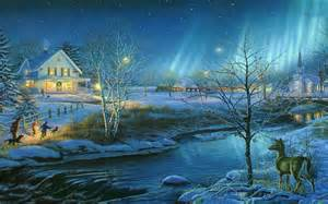 Merry christmas snow scenes images amp hd wallpapers merry christmas
