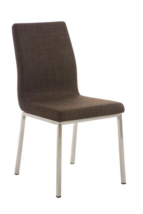 esszimmerstühle mit lehne edelstahl esszimmerstuhl colmar stoff mit lehne polster