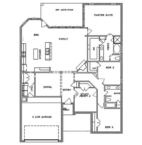 marvelous dr horton floor plans 9 d r horton homes