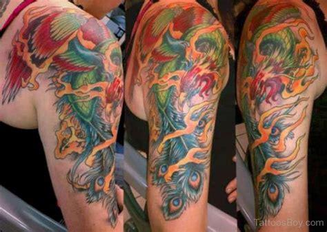 tattoo phoenix half sleeve bird tattoos tattoo designs tattoo pictures page 12
