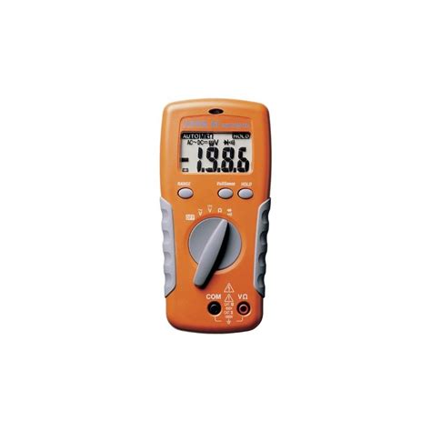 Digital Multimeter Appa appa 61 digitale multimeter