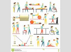 Physical Therapy Infographic Illustration Stock Vector ... Free Clip Art For Massage Therapy