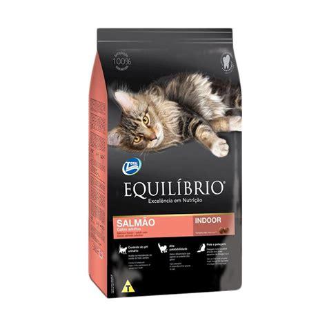 Equilibrio Cats 1 5 Kg jual equilibrio cat salmon flavor indoor makanan kucing 1