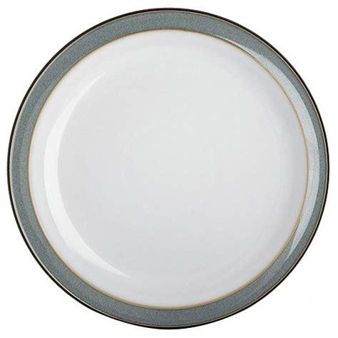 dinner tableware denby grey glazed jet dinner plate debenhams