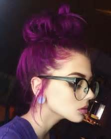 manic panic purple colors best 25 raspberry hair ideas on raspberry