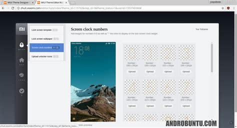 cara membuat themes di xiaomi cara membuat tema miui 7 8 di pc tanpa aplikasi androbuntu