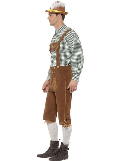 Cullote Hanz d 233 guisement traditionnel hanz le bavarois d 233 guisement adulte homme le deguisement
