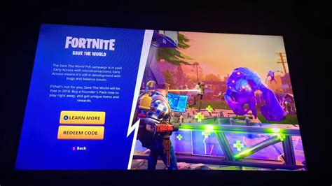 How To Save The World how to get save the world mode in fortnite for free