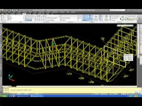 tutorial autocad structural detailing 2014 autocad structural detailing rc drawing tutorial doovi