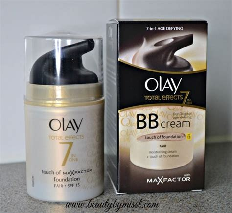 Olay Total Effect Foundation decleor hydra floral multi protection bb swatch