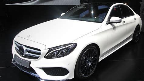 Motorr Der In Mobile De by Detroit Motorshow 2014 Mercedes Zeigt Die Neue C Klasse