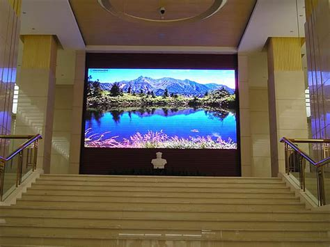 Led Display Indoor led display screen ph6mm indoor led disploay