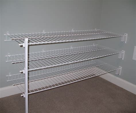 Wire Closet Racks by Pictures Of Wire Shelving For Custom Closets Closets Plus Inc Minnesota