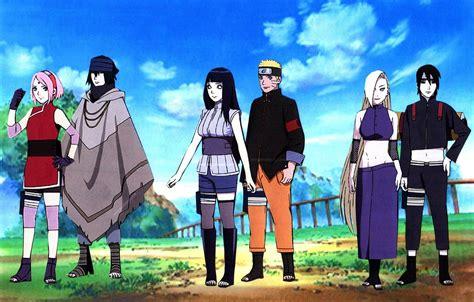 film naruto dan sakura naruto hinata sasuke sakura sai ino wallpaper by weissdrum
