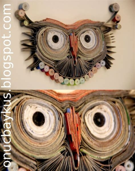 Paper Owls - 1000 images about owl images on owl clay owl
