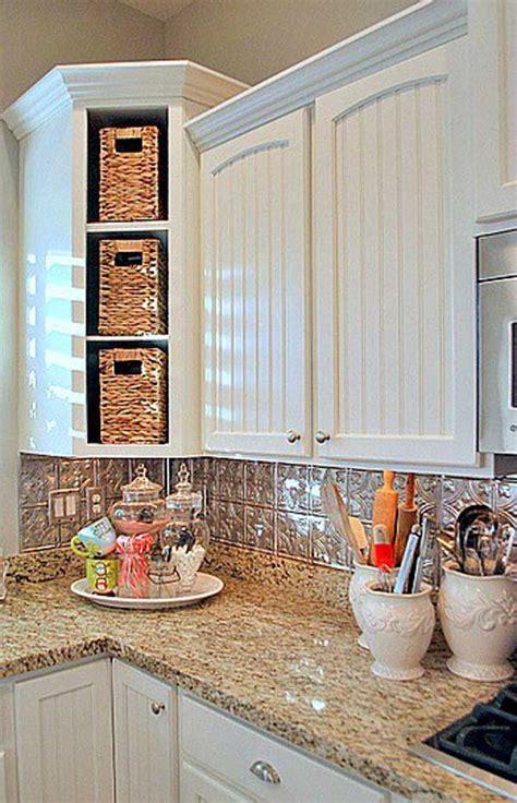 fabulous hacks  utilize  space  corner kitchen